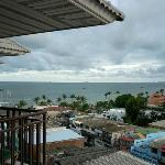 Pattaya Discovery Beach Hotel - view from room