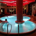 Indoor Adult Pool & Hot Tub