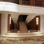 Staircase in Garden Ballroom