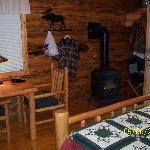 Interior Cabin View 2