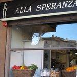 Ristorant all Speranza--Piazza Il Campo, Siena