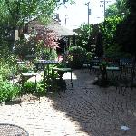 Courtyard at Park Avenue