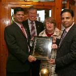 Received British Curry Award