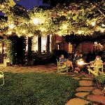 Relaxing, Romantic Courtyard of El Portal Sedona