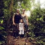Family time in the jungle!