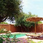 piscine suite et jardins
