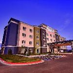 It's a great day at the Fairfield Inn & Suites Amarillo Airport.  We are always at your service.