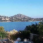 une des plus belle vue de la baie d'agay