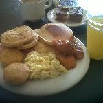 Mi pequeño desayuno