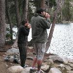 Conch shells - May Lake