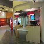 Reception at Perth Ibis Hotel