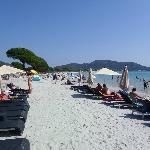 Nearby Palombaggia beach