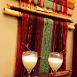 Pisco Sours, courtesy from the hotel
