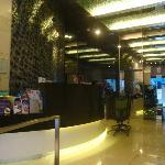 Bauhinia Central: Hotel Lobby