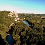 Le Château vue côté ouest