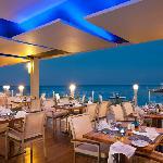 Thalassa Gastro Bar A la Carte restaurant
