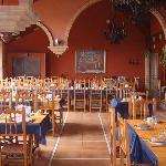 Zona derecha del Restaurante