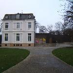 Villa Vauban in its park