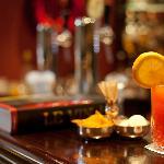 Aperetif at our Bar 'Le Magnum'