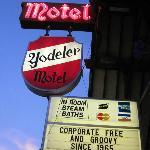 yodeler motel red lodge montana