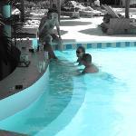 swim up bar.....amazing