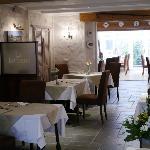 Dining area (Restaurant)