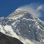 Everest vanaf Kala Pattar