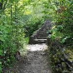 Whirlpool stairs.