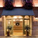 HOTEL DE L'ARCADE PARIS