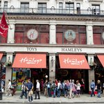 Hamleys London - Regent Street