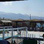 Restaurant de la piscine: le Sea Line