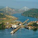 Canal de Panamá - Exclusas de Miraflores