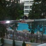 Room 220: View from balcony