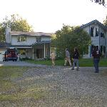 outside view of Agate Guest House