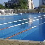 Hotel Europa swimming pool