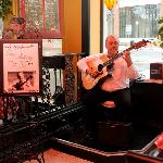 Louis LeRoiux- Live music every friday and saturday!