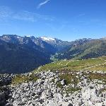 Utsikt från en av våra vandringar.