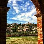 panorama di Casole