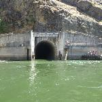 Another view of the Snake River Dam