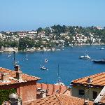 But there is a view of Cap Ferrat