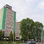 straatzijde hotel Volter