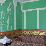 kamer in de nieuwe aanbouw