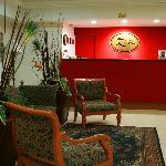 Lobby HOTEL ZAR GUADALAJARA
