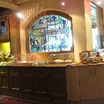 your dining buffet
