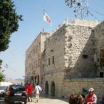 Facciata Casa Nova di Betlemme