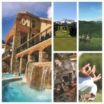 skiing, golfing, horseback riding, relaxing at Moonlight Basin Montana Resort