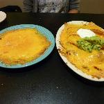 Nachos and Cheese Crisp