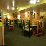 Las Margaritas Dining Room