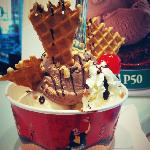My Sunday is perfect with this sundae treat.