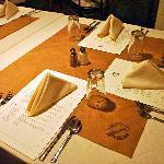Janohn's Table Setup